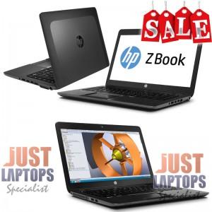 HP Zbook 14 i7 8GB 180GB SSD FirePro M4100 Win10 Pro / Win 7 Pro