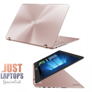 STUDENT LAPTOP ZENBOOK UX360 13.3 FLIP TOUCH FHD IPS I5 8GB 256GB ROSE GOLD