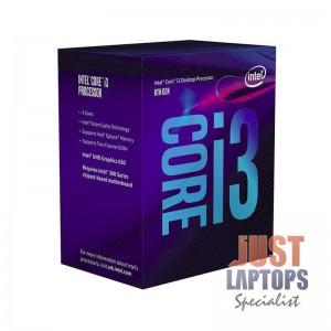 INTEL CORE I3 8100 4 Cores 4 Threads 3.60 GHZ 6M Cache LGA 1151 PROCESSOR