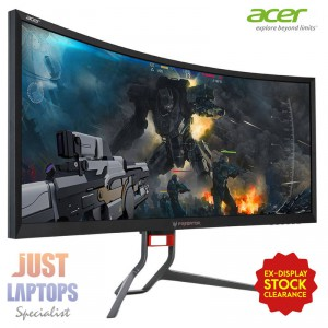 "Acer Predator Z35P 35"" Curved QHD G-SYNC Gaming Monitor"