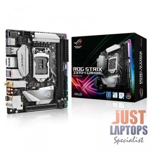 Motherboard ASUS ROG Strix Z370-I Gaming Motherboard, Socket 1151 v2, Intel Z370