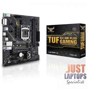 Motherboard ASUS TUF H310M-Plus Gaming Motherboard, Socket 1151 v2, Intel H310