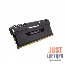 Corsair Vengeance RGB 8GB DDR4 2666MHz Memory Black