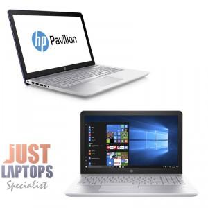 HP Pavilion 15 Core i7-8550U Quad Core 12GB 480GB M.2 SSD MX150 FHD IPS Touch