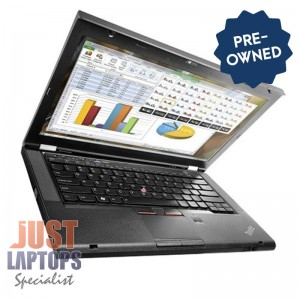Lenovo ThinkPad T430(A-Grade) I5-3320M Upto 3.3Ghz 8GB Ram 320GB HDD WIN7/10 PRO