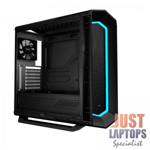 AEROCOOL P7C0-BG BLACK DUAL TEMPERED GLASS WINDOW MID TOWER CASE