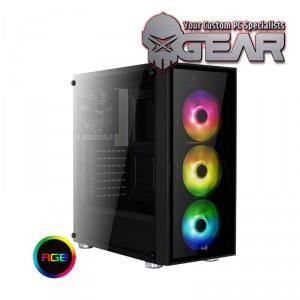 GAMING PC I7-8700 16GB DDR4-2666 RGB Memory 480GB SSD GTX1070TI 8GB Liquid Cool