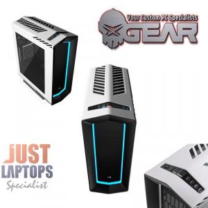 Gaming PC - White Ghost I7-8700 ARGB240ML Liquid Cooler 16GB 512SSD+2TB RTX2080