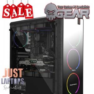 GAMING PC I5-8400 6-CORE/6-THREAD 4.0GHZ 8G 120G SSD+1TB GTX1050TI 4G