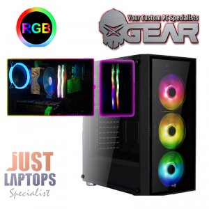 GAMING PC I5-8400 6-CORE/6-THREAD UPTO 4.0GHZ 16GB 480GB SSD GTX1070TI 8GB WIFI