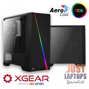 GAMING PC I7-8700 6-CORE/12-THREAD UPTO 4.6GHZ 16GB 480GB SSD GTX1070 8GB WIFI