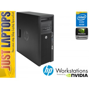 HP Z220 CAD Workstation Intel Xeon 16G Quadro 2000
