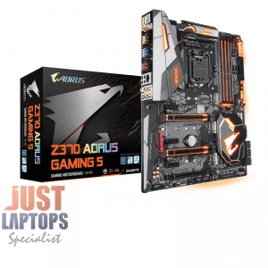 Gigabyte Z370 AORUS Gaming 5 ATX Form Factor For Intel 8th Gen Coffee Lake
