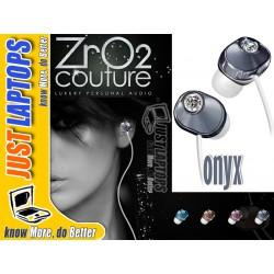 Panasonic Swarovski ZrO2 Earphone 1.1Ct  Onyx