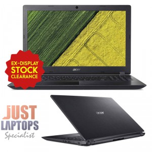 "Acer Aspire 3 A315 15.6"" Intel Core i5-7200U 4GB RAM 1TB HDD Win10"