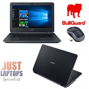 Acer school laptop combo - Travelmate B117  4G RAM 128G SSD win10Pro