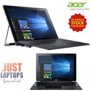 Acer Switch Alpha 12 Inch QHD IPS 2160 x 1440 I5-7200U 8GB 256GB SSD USB TypeC