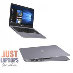 """ASUS VIVOBOOK S410UN (S14) I5-8250U Quad Core 8GB Ram 256GB SSD 14"""" FHD MX150"""
