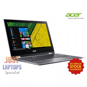 *CLEARANCE* Acer Spin 1 Intel Quad Core 4GB RAM 64GB Storage Windows 10